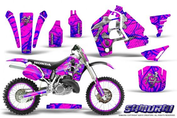Honda_CR500_Graphics_Kit_Samurai_Blue_Pink_NP_Rims