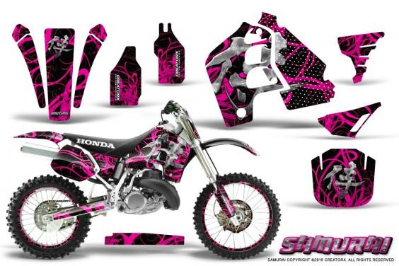 Honda_CR500_Graphics_Kit_Samurai_Pink_Black_NP_Rims