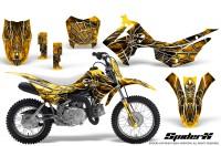 Honda_CRF110F_CreatorX_Graphics_Kit_SpiderX_Yellow