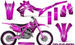 Honda CRF450R 2013 2014 Graphics Kit Cold Fusion Pink NP Rims 150x90 - Honda CRF450R 2013-2016 Graphics