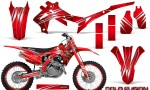 Honda CRF450R 2013 2014 Graphics Kit Cold Fusion Red NP Rims 150x90 - Honda CRF450R 2013-2016 Graphics