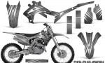 Honda CRF450R 2013 2014 Graphics Kit Cold Fusion Silver NP Rims 150x90 - Honda CRF450R 2013-2015 Graphics