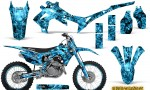 Honda CRF450R 2013 2014 Graphics Kit Inferno BlueIce NP Rims 150x90 - Honda CRF450R 2013-2015 Graphics