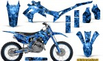 Honda CRF450R 2013 2014 Graphics Kit Inferno Blue NP Rims 150x90 - Honda CRF450R 2013-2016 Graphics