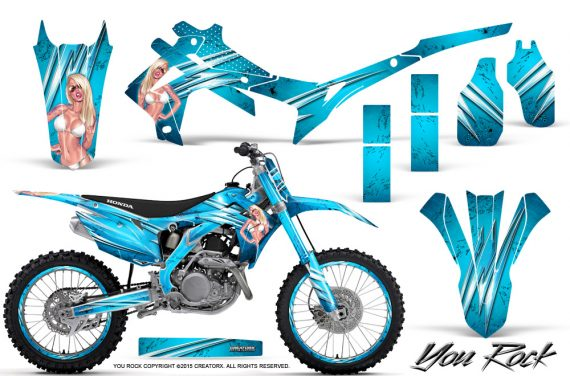 Honda CRF450R 2013 2014 Graphics Kit You Rock BlueIce NP Rims 570x376 - Honda CRF450R 2013-2016 Graphics