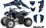 Honda TRX250 06 09 CreatorX Graphics Kit SpiderX Blue 150x90 - Honda TRX 250EX 2006-2018 Graphics