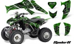 Honda TRX250 06 09 CreatorX Graphics Kit SpiderX Green 150x90 - Honda TRX 250EX 2006-2018 Graphics