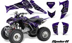 Honda TRX250 06 09 CreatorX Graphics Kit SpiderX Purple 150x90 - Honda TRX 250EX 2006-2018 Graphics