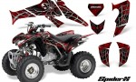 Honda TRX250 06 09 CreatorX Graphics Kit SpiderX Red 150x90 - Honda TRX 250EX 2006-2018 Graphics