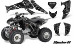 Honda TRX250 06 09 CreatorX Graphics Kit SpiderX Silver 150x90 - Honda TRX 250EX 2006-2018 Graphics