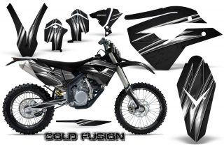 Husaberg FE570 Enduro 2010 CreatorX Graphics Kit Cold Fusion Black NP Rims 320x211 - Husaberg FS-FE 450-670 2009-2012 Graphics
