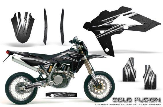 Husqvarna SMR 05 07 CreatorX Graphics Kit Cold Fusion Black NP Rims 570x376 - Husqvarna SM-SMR122-530 05-10 TC-TE250 05-13 TC-TE450 05-10 Graphics