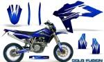 Husqvarna SMR 05 07 CreatorX Graphics Kit Cold Fusion Blue NP Rims 150x90 - Husqvarna SM-SMR122-530 05-10 TC-TE250 05-13 TC-TE450 05-10 Graphics