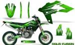 Husqvarna SMR 05 07 CreatorX Graphics Kit Cold Fusion Green NP Rims 150x90 - Husqvarna SM-SMR122-530 05-10 TC-TE250 05-13 TC-TE450 05-10 Graphics