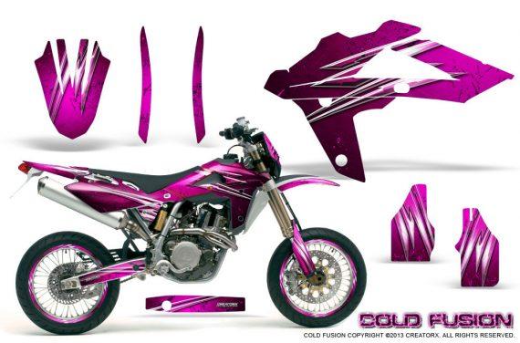 Husqvarna SMR 05 07 CreatorX Graphics Kit Cold Fusion Pink NP Rims 570x376 - Husqvarna SM-SMR122-530 05-10 TC-TE250 05-13 TC-TE450 05-10 Graphics