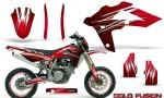Husqvarna SMR 05 07 CreatorX Graphics Kit Cold Fusion Red NP Rims 150x90 - Husqvarna SM-SMR122-530 05-10 TC-TE250 05-13 TC-TE450 05-10 Graphics