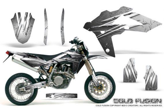 Husqvarna SMR 05 07 CreatorX Graphics Kit Cold Fusion White NP Rims 570x376 - Husqvarna SM-SMR122-530 05-10 TC-TE250 05-13 TC-TE450 05-10 Graphics
