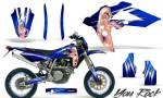 Husqvarna SMR 05 07 CreatorX Graphics Kit You Rock Blue NP Rims 150x90 - Husqvarna SM-SMR122-530 05-10 TC-TE250 05-13 TC-TE450 05-10 Graphics