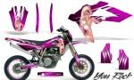 Husqvarna SMR 05 07 CreatorX Graphics Kit You Rock Pink NP Rims 150x90 - Husqvarna SM-SMR122-530 05-10 TC-TE250 05-13 TC-TE450 05-10 Graphics