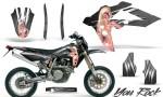 Husqvarna SMR 05 07 CreatorX Graphics Kit You Rock Silver NP Rims 150x90 - Husqvarna SM-SMR122-530 05-10 TC-TE250 05-13 TC-TE450 05-10 Graphics