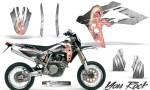 Husqvarna SMR 05 07 CreatorX Graphics Kit You Rock White NP Rims 150x90 - Husqvarna SM-SMR122-530 05-10 TC-TE250 05-13 TC-TE450 05-10 Graphics