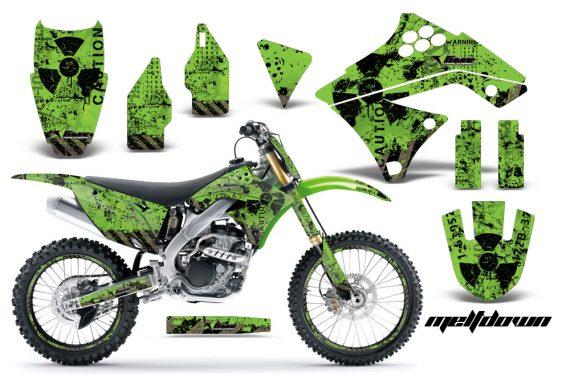 KAW KX 250F 09 Web Meltdown NPs1 570x376 - Kawasaki KX450F 2009-2011 Graphics