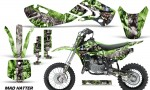 KAWASAKI KLX110 KX65 Graphic Kit Mad Hatter GS 150x90 - Kawasaki KX65 2002-2017 Graphics