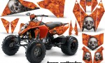 KTM 450 525 XC 08 AMR Graphic Kit BoneCollector Orange 150x90 - KTM 450/505/525 ATV Graphics