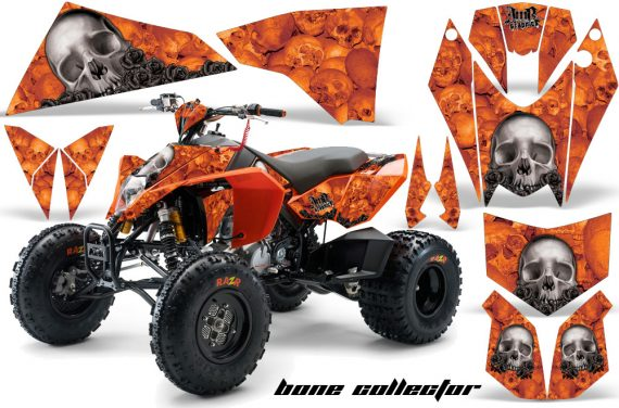 KTM 450 525 XC 08 AMR Graphic Kit BoneCollector Orange 570x376 - KTM 450/505/525 ATV Graphics