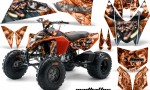 KTM 450 525 XC 08 AMR Graphic Kit MadHatter Orange Silverstripe 150x90 - KTM 450/505/525 ATV Graphics