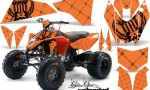 KTM 450 525 XC 08 AMR Graphic Kit Reloaded Orange BlackBG 150x90 - KTM 450/505/525 ATV Graphics