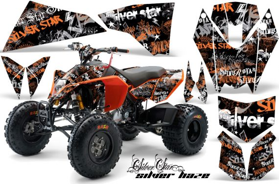 KTM 450 525 XC 08 AMR Graphic Kit SilverHaze Orange BlackBG 570x376 - KTM 450/505/525 ATV Graphics