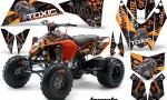 KTM 450 525 XC 08 AMR Graphic Kit Toxicity Orange 150x90 - KTM 450/505/525 ATV Graphics