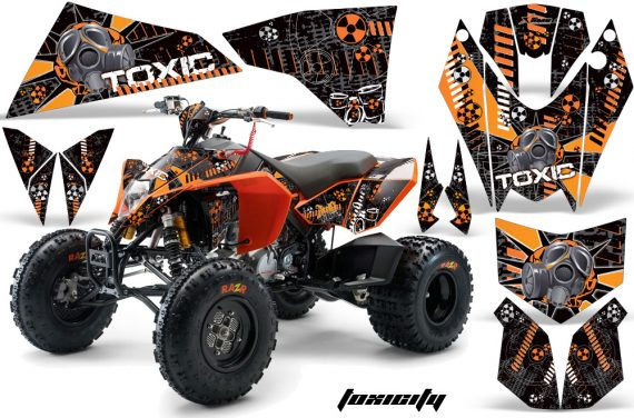 KTM 450 525 XC 08 AMR Graphic Kit Toxicity Orange 570x376 - KTM 450/505/525 ATV Graphics
