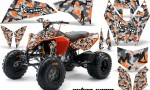 KTM 450 525 XC 08 AMR Graphic Kit UrbanCamo Orange 150x90 - KTM 450/505/525 ATV Graphics