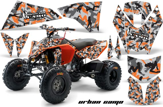 KTM 450 525 XC 08 AMR Graphic Kit UrbanCamo Orange 570x376 - KTM 450/505/525 ATV Graphics