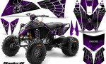 KTM 525 XC 08 SpiderX CreatorX Graphics Kit Purple 150x90 - KTM 450/505/525 ATV Graphics