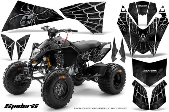KTM 525 XC 08 SpiderX CreatorX Graphics Kit Silver 570x376 - KTM 450/505/525 ATV Graphics
