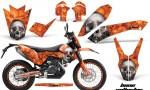 KTM 690 AMR Graphics Kit BC O NPs 150x90 - KTM Adventurer 690 Supermoto Enduro 2008-2011 Graphics