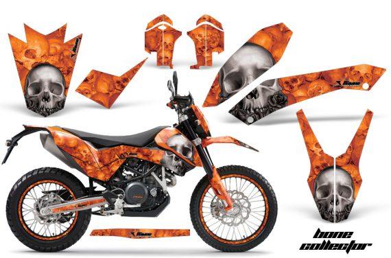 KTM 690 AMR Graphics Kit BC O NPs 570x376 - KTM Adventurer 690 Supermoto Enduro 2008-2011 Graphics