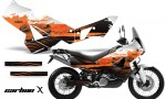 KTM Adventure 990 AMR Graphic Kit CX O 150x90 - KTM Adventurer 990 Graphics