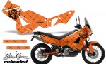 KTM Adventure 990 AMR Graphic Kit SSR BO 150x90 - KTM Adventurer 990 Graphics