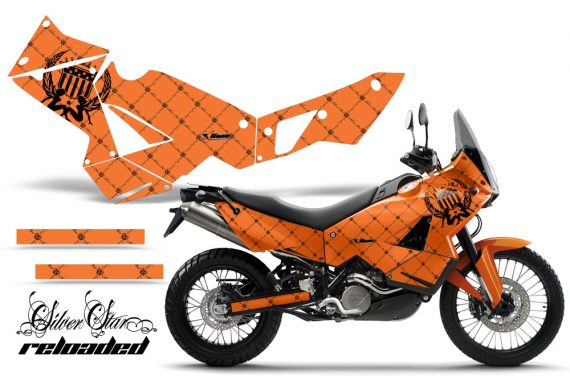 KTM Adventure 990 AMR Graphic Kit SSR BO 570x376 - KTM Adventurer 990 Graphics