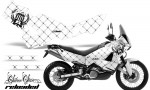 KTM Adventure 990 AMR Graphic Kit SSR BW 150x90 - KTM Adventurer 990 Graphics