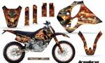 KTM C0 AMR Graphics Kit FS B NPs 150x90 - KTM C0 SX XC LC4 Four Stroke 1993-1997 Graphics