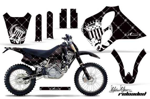 KTM C0 AMR Graphics Kit SSR WB NPs 570x376 - KTM C0 SX XC LC4 Four Stroke 1993-1997 Graphics