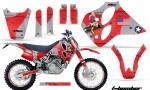 KTM C0 AMR Graphics Kit TB R NPs 150x90 - KTM C0 SX XC LC4 Four Stroke 1993-1997 Graphics
