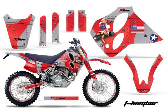 KTM C0 AMR Graphics Kit TB R NPs 570x376 - KTM C0 SX XC LC4 Four Stroke 1993-1997 Graphics