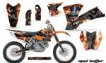 KTM C1 AMR Graphics Kit MH OB NPs 150x90 - KTM C1 SX 2001-2004 EXC 2003-2004 Graphics