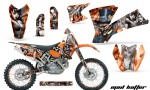 KTM C1 AMR Graphics Kit MH OS NPs 150x90 - KTM C1 SX 2001-2004 EXC 2003-2004 Graphics